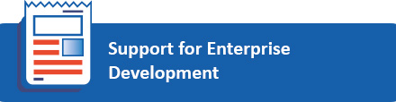Support for Enterprise Development banner