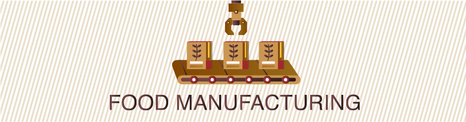 Food Manufacturing Banner