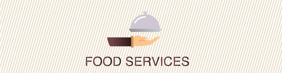 Food Services Banner