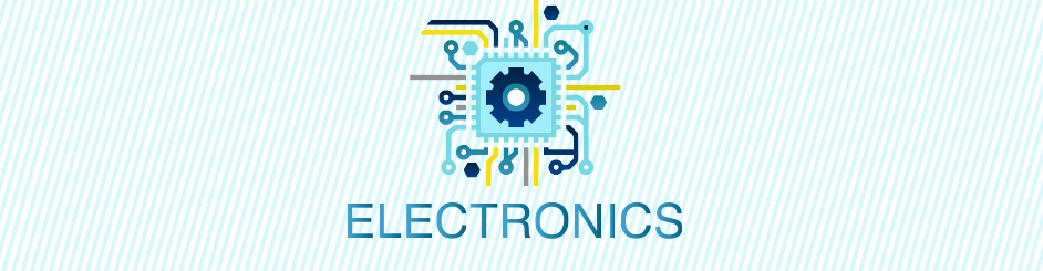 Electronics Banner
