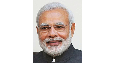 Indian PM photo
